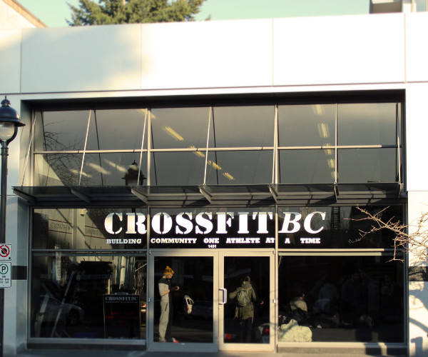 Crossfit BC Wets Vancouver